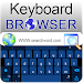 Keyboard with Browser – Browsing from Keyboard