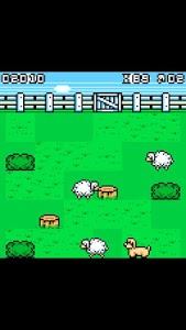 screenshot of Lazy Sheep Dog version 1.1.0