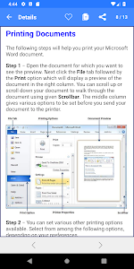 screenshot of Learn Computer Course version 1.18