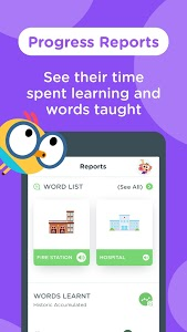 screenshot of Lingokids - English for Kids version 7.6.1
