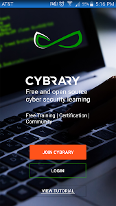 screenshot of Learn IT & Cyber Security Free version 1.0.16