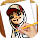 Learn to Draw Subway Surfers