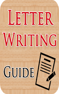 screenshot of Letter Writing Guide 2018 version 12.0.0