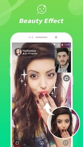 screenshot of LivU: Meet new people & Video chat with strangers version 01.01.18