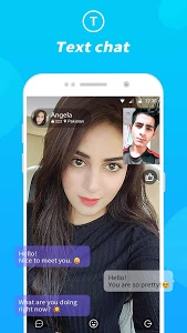screenshot of LivU: Meet new people & Video chat with strangers version 01.01.28