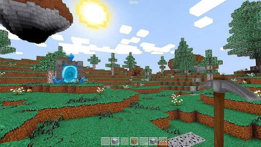 screenshot of Live Craft : Crafting and survival version 1.23.3