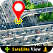 Live Satellite View GPS Map Travel Navigation