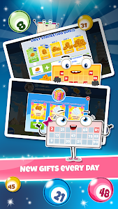 screenshot of LOCO BiNGO! Play for crazy jackpots version 2.43.1