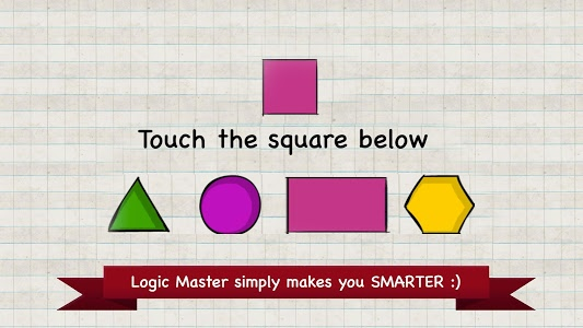 screenshot of Logic Master 1 - Mind Twist version 2.0.2