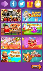 screenshot of Lucky Patcher Games version 1.5