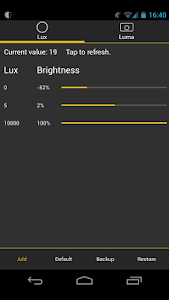 screenshot of Lux Lite version v1.0-2015-09-08l