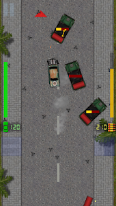 screenshot of MAD Race version 1.18