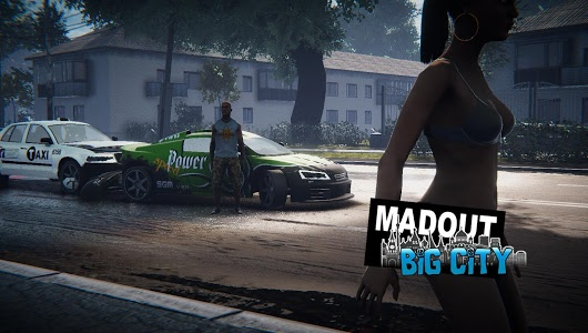 screenshot of MadOut2 BigCityOnline version 9.4