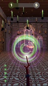 screenshot of Magic Wand Duel - Spell Casting Duel version 0.7
