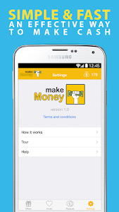 screenshot of Make Money – Free Cash App version 4.0