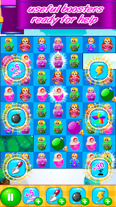 screenshot of Matryoshka Unlimited relaxing games free offline version 1.8