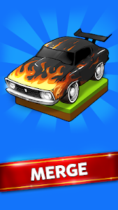 screenshot of Merge Muscle Car America version 1.0.34