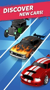 screenshot of Merge Muscle Car America version 1.0.60