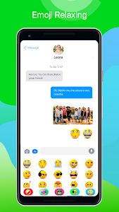 screenshot of AI Message - Message iOS12 version 9.17