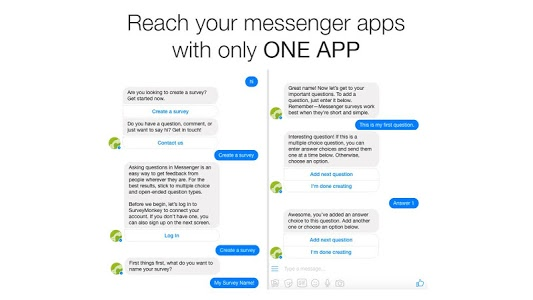 screenshot of Messenger : All-in-One Messaging & Video Calling version 4.4