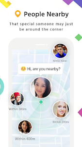 screenshot of MiChat - Free Chats & Meet New People version 1.0.21