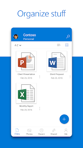 screenshot of Microsoft OneDrive version 5.33.4