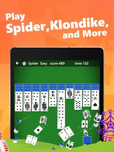 screenshot of Microsoft Solitaire Collection version 4.3.3143.0
