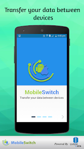 screenshot of MobileSwitch-Switching is Easy version 1.2.7.1