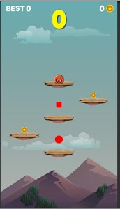 screenshot of Monster Flap Down version 1.01