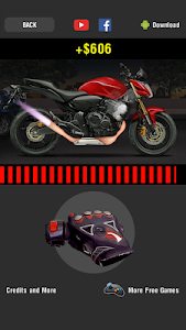screenshot of Moto Throttle version 0.0.16