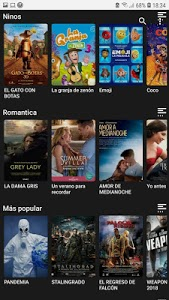 screenshot of Movies Online for Free version 1.9