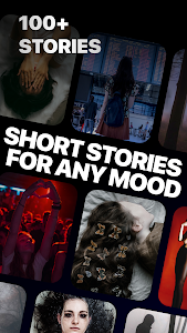 screenshot of Mustread Chat Stories scary stories, ghost stories version 2.0.13