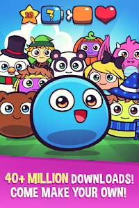 screenshot of My Boo - Your Virtual Pet Game version 2.12.1