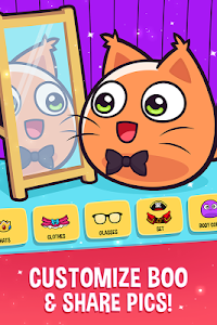 screenshot of My Boo - Your Virtual Pet Game version 2.14.1