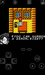 screenshot of My OldBoy! Free - GBC Emulator version Varies with device