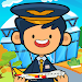 Download My Pretend Airport - Kids Travel Town Games 2.2 APK