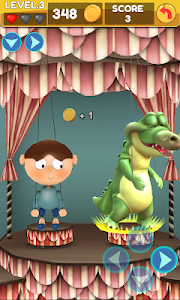 screenshot of My 3d Crocodile version 1.0.12