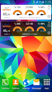 screenshot of MyWind (App ufficiale Wind) version 4.2.1