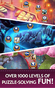 screenshot of Mystery Match – Puzzle Adventure Match 3 version 2.13.0