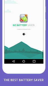 screenshot of Battery Saver - Save Battery Life & Fast Charging version 1.0