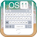 Download New OS11 Keyboard Theme 108.0 APK