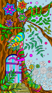 screenshot of Number Coloring – Coloring book for adults & kids version 2.0.0.71