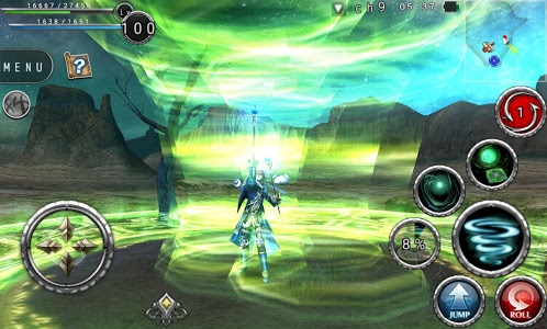 screenshot of Online RPG AVABEL [Action] version 4.0.45