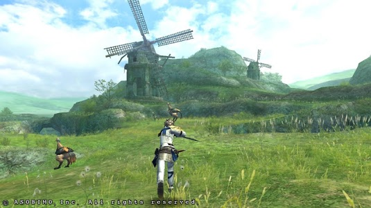 screenshot of Online RPG AVABEL [Action] version 6.22.0