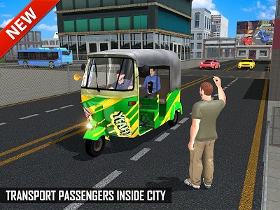 screenshot of Off Road Tuk Tuk Auto Rickshaw version 3.7