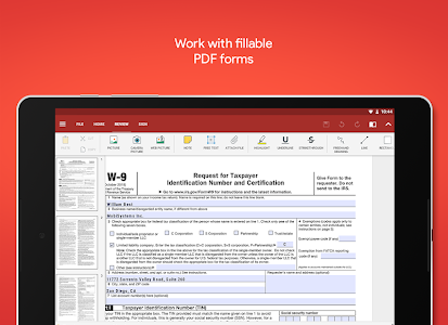 screenshot of OfficeSuite Pro + PDF (Trial) version 10.5.19371
