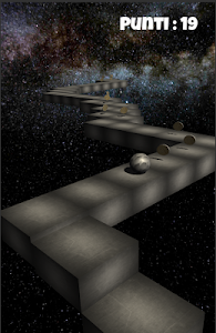 screenshot of Palla Pazza 3d version 2.1