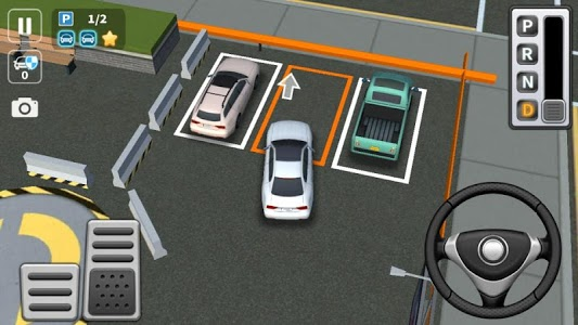 screenshot of Parking King version 1.0.10