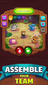 screenshot of PewDiePie's Pixelings - Idle RPG Collection Game version 1.4.0