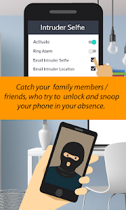 screenshot of Don't Touch My Phone: Phone Anti-Theft Alarm version 3.18